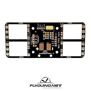 Flyduino Kiss Carrier Mini Power Distribution 24A Version - resale